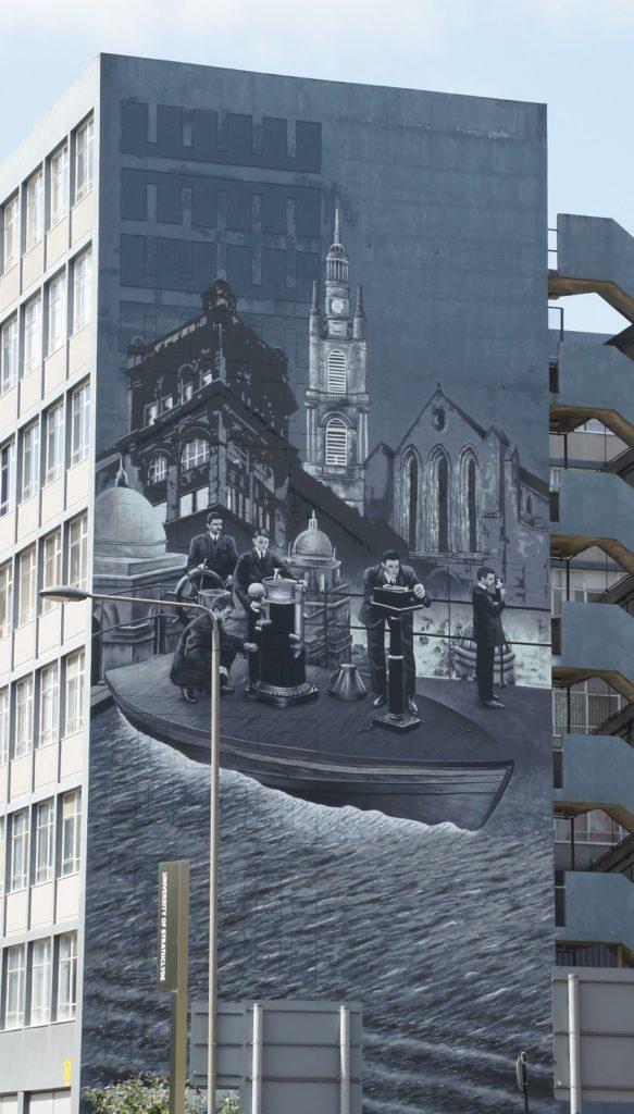 City Centre Mural Trail Glasgow (c) Emma Hausser