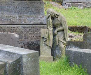 Engel Nekropole Glasgow (c) Emma Hausser